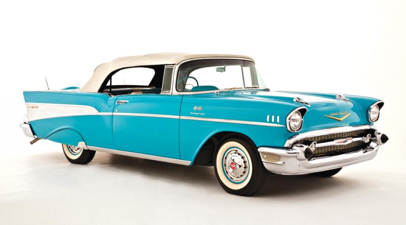 1957 Chevy Bel-air Convertible