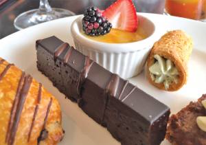 Advice: Make sure you save room for dessert at Char Steak. You'll be happy you did.