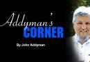 Addyman's Corner