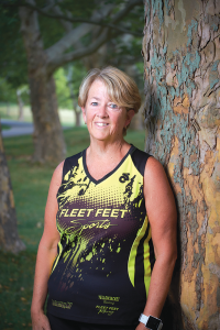 "Deborah DeMott, 62, is a relatively new runner, having started just six years ago, but it's become a passion. ""I'm addicted,"" she says."