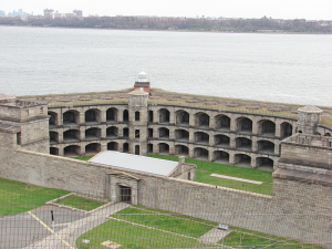 Fort Wadsworth is one of the oldest military sites in the United States.