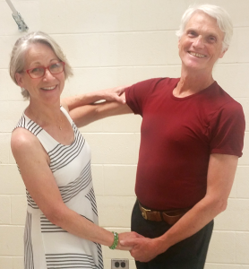 Suzanne Sabol and Jens Ingemann began dancing in 2000 after watching their 12-year-old son take dance lessons. Today they not only dance locally but they also compete all over the country. Sabol is the current president of the USA Dance Flower City Chapter in Rochester.