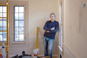 When he's not at the restaurant, Serafine likes to spend his time renovating old homes and commercial buildings. He is currently in the process of renovating an old home, restoring it to its original state. Photos courtesy of  Mary Camblin-Dandino.