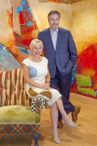 Lauren Dixon and Mike Schwabl