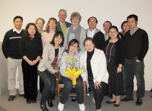 Former cross-cultural ministry members and participants.