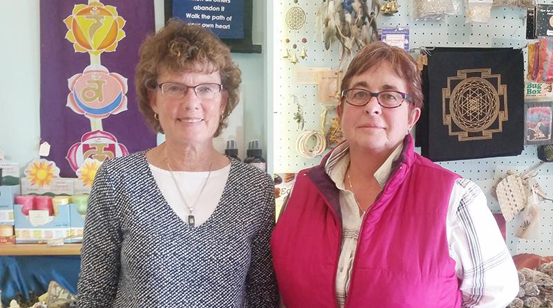 Judith Andrew and Karen Benson own Lightways.