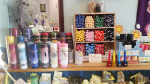 Lightways carries a wide selection of dried herbs, crystals, gifts, incense and other related products.