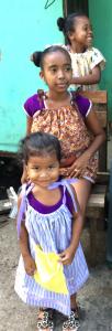 Costa Rican girls
