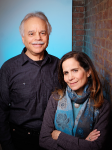 Annette and Carmelo Ramos