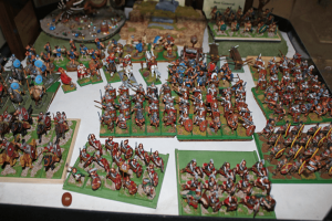 Ancient armies