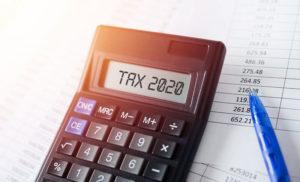 2020 tax