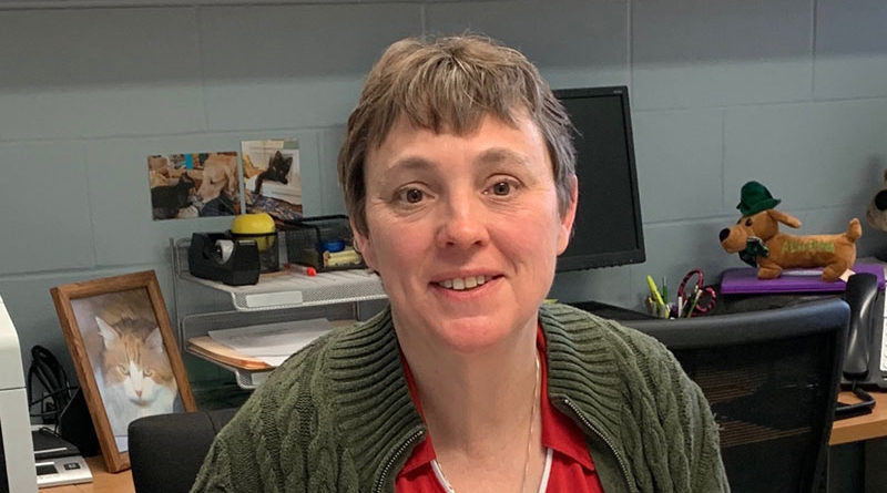 Dianne Faas of Manchester is shelter manager at Ontario County Humane Society in Canandaigua. Because of COVID-19, the organization is offering virtual adoptions.