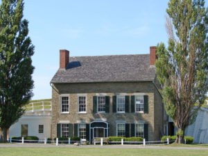 Fort Ontario, Oswego.