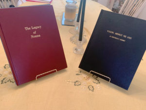 Samples of books written by Nicholas Salvatore Gatto of Legacies of Life, LLC. Since he started his Legacies of Life, he has written about 60 books. He charges from $300 to $3,350 to write a book.