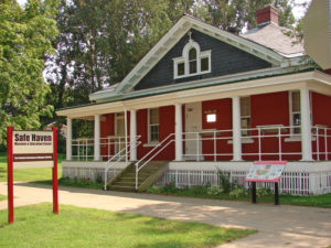 The Safe Haven Museum and Education Center, Oswego.