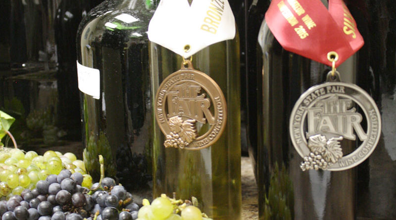 Wine produced at Wineworx in Rochester has been recognized at the New York State Fair wine competition in Syracuse.