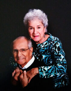"For Greece residents Angelo and Marie Pantaleo (95 and 83, respectively), love drew them together in 1992. ""I got the nerve to give her a quick kiss goodbye,"" Angelo recalls, after meeting Marie. ""I asked if I could call her later and she said OK."""