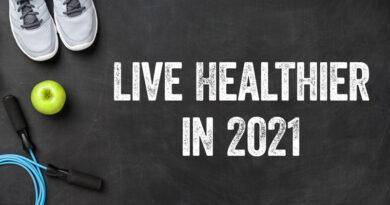 Live healthier