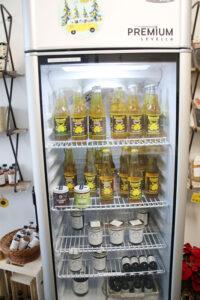 Honey beverages