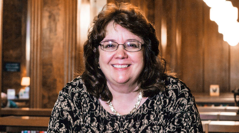 Patricia Uttaro is the director of the Monroe County Library System and the Rochester Public Library. She has been a librarian for 35 years.