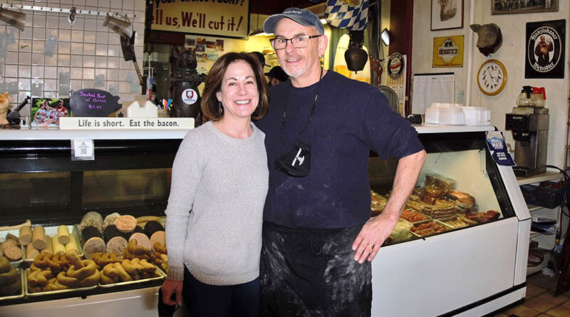 Lisa and her husband Barry Fischer have owned Swan Market in Rochester for more than 20 years.