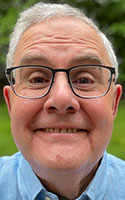 """David Mack of Canandaigua had knee replacement surgery and open-heart surgery after he retired at age 65. """"It's OK to have hopes, but don't have an expectation,"""" the 73-year-old says."""