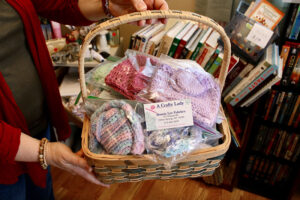 Knitted newborn sets