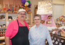 Kevin Stever and his wife Leslie are president and VP of Stever's Candies.