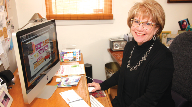 Connie Herrera has written books describing fun things to do in several areas of the country, including Rochester.