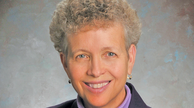 Prior to joining St. Ann's Community, Sister Mary Louise Mitchell served as president of the Congregation of the Sisters of St. Joseph of Rochester. She is 63.