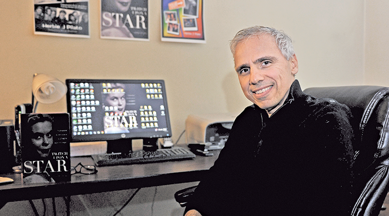 Herbie J Pilato is a Hollywood writer, producer, director, actor and entertainment executive originally from Rochester who dedicated his life to classic television and its messages showing the positive social impact. He is also the founder of the Classic TV Preservation Society and is embarking as host of a new talk show focused on classic television set to air in 2017.Photo courtesy of Long Beach Press-Telegram.