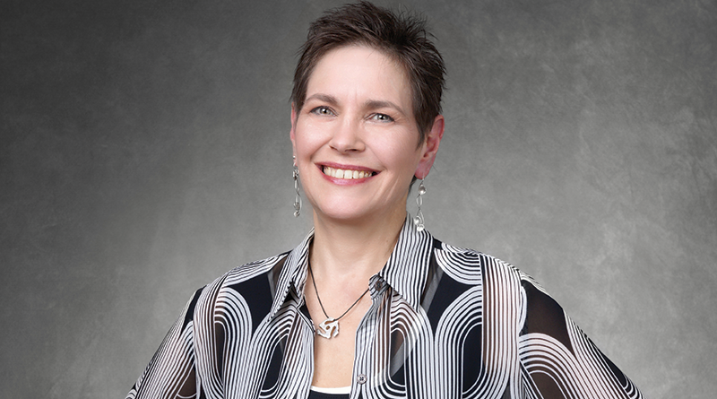 Julia Figueras will celebrate 20 years with WXXI in February.