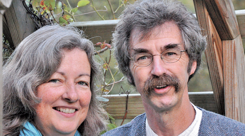 Two talented musicians: a nationally known championship dulcimer player, Dan Duggan, and his composer-author-singer wife, Peggy Lynn. They make it their life's work to keep alive the heritage of a piece of New Yorkana, Adirondack music and voices.