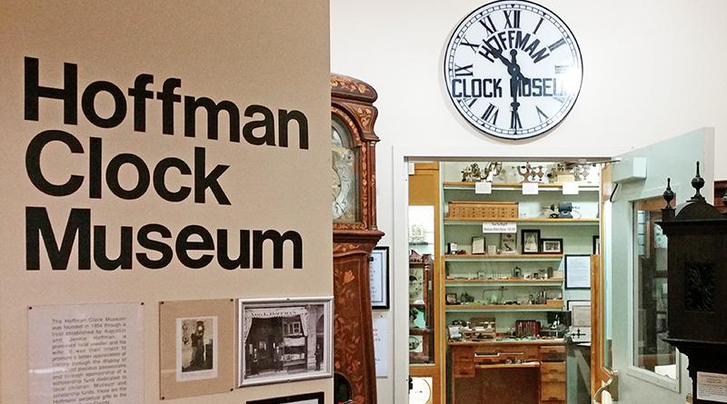 Hoffman Clock Museum
