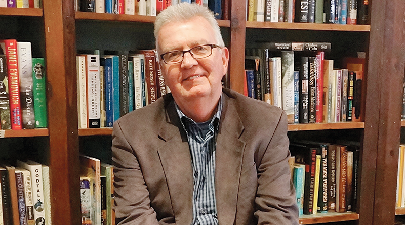 Joe Flaherty of Rochester, founder of Writers & Books, spent most of his entire life dedicated to reading books and supporting literature as an art form. After 35 years at the helm of Rochester's premiere literary center, he retired in 2016. Although he still helps at Writers & Books if needed, he is catching up on plenty of reading, and is even doing his own writing now that he has the time.