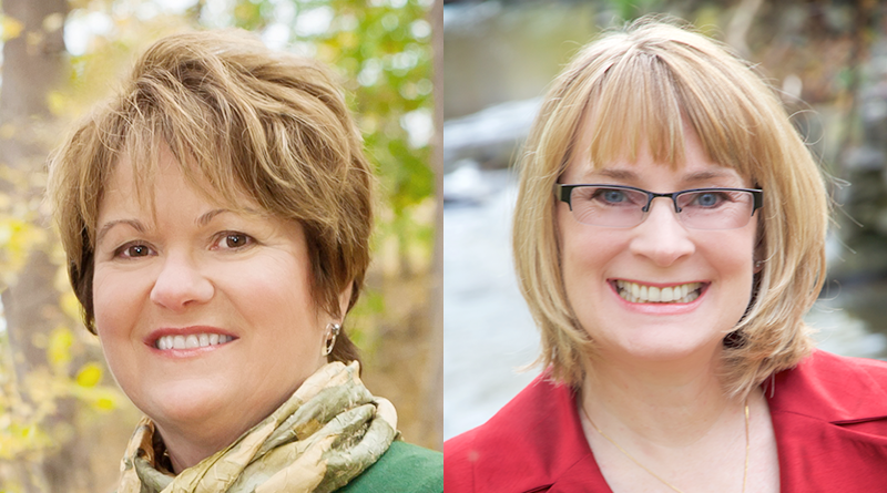 Dorothy Madden, left, and Linda C. Heeler now work as consultants after long careers in different types of industries. They share their experiences in becoming consultants.