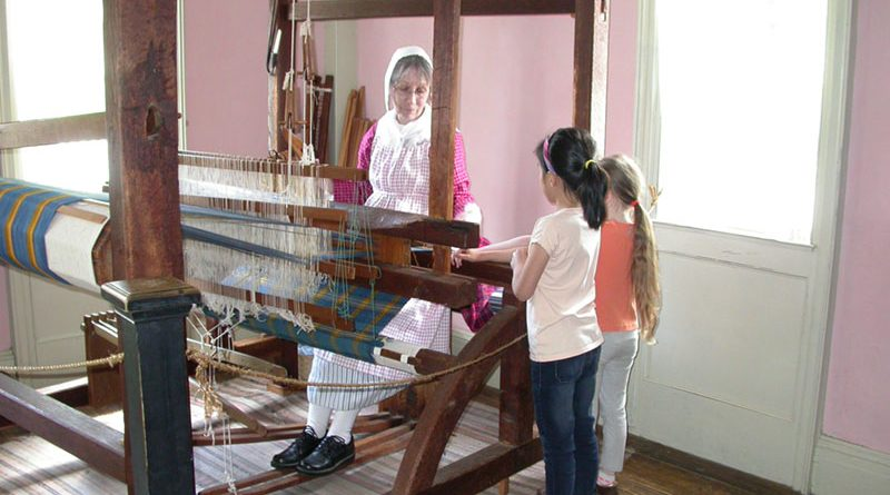 Genesee Country Village and Museum offers a great outing for history buffs. Photo by Deborah Jeanne Sergeant.