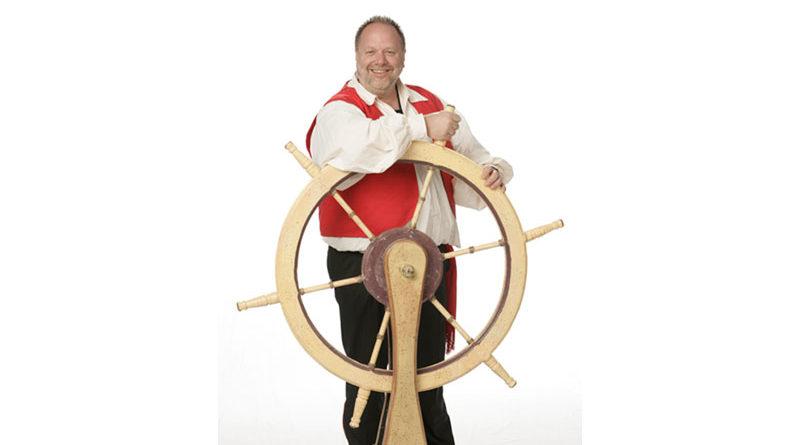 Gary the Happy Pirate