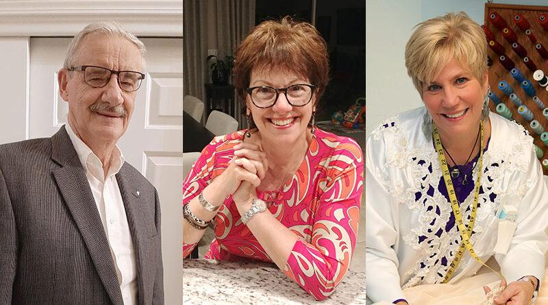Bob Zinnecker, Angela A. LaVeccia and Jill Bates