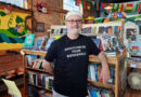 Henry Padrón-Morales, owner of Hipocampo bookstore on South Wedge: A commitment to arts and culture.