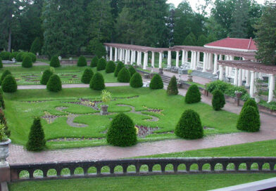 Sonnenberg Gardens & Historic Mansion in Canandaigua.